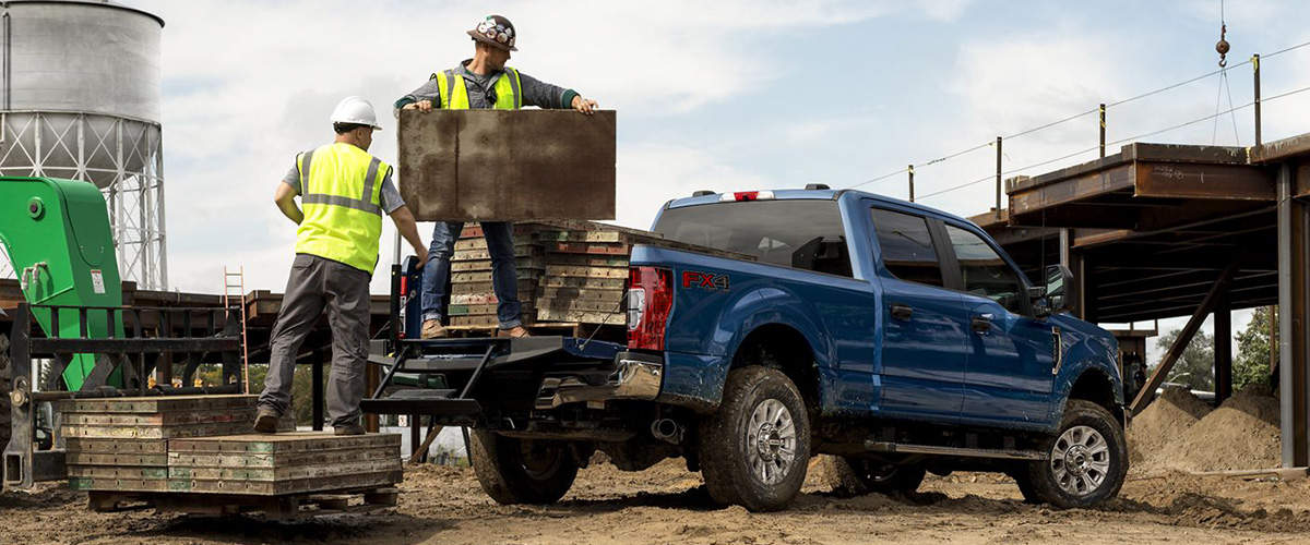 2020 Ford Super Duty header